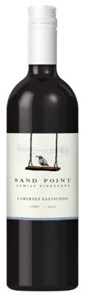 Sand Point Winery Cabernet Sauvignon 2016