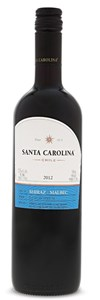 Santa Carolina Shiraz 2008