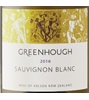 Greenhough Sauvignon Blanc 2016