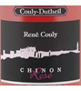 Couly-Dutheil René Couly Chinon Rosé 2012