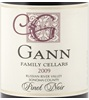 Gann Family Cellars Pinot Noir 2009
