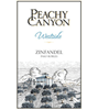 Peachy canyon Westside Zinfandel 2014