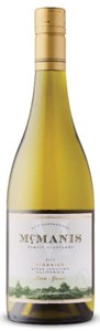 McManis Family Vineyards Viognier 2017