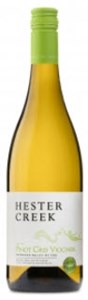Hester Creek Estate Winery Pinot Gris Viognier