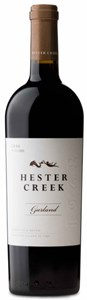 Hester Creek Estate Winery Garland  2016
