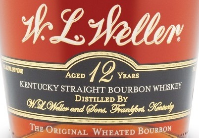 W. L. Weller 12-Year-Old  Straight The Original Wheated Bourbon W. L. Weller And Sons Bourbon