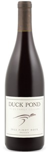 Duck Pond Cellars Pinot Noir 2006