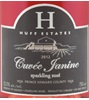 Huff Estates Winery Cuvee Janine Rosé 2013