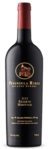 Peninsula Ridge Estates Winery Reserve Meritage 2010