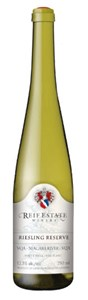 Reif Estate Winery Riesling Reserve 2017