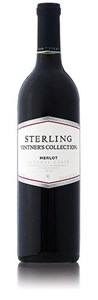 Sterling Vineyards Vintner's Collection Merlot 2009