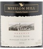 Mission Hill Family Estate Family Estate Reserve Pinot Noir 2009