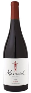 Maverick Estate Winery Syrah 2013
