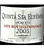 Quinta De Santa Eufêmia Late Bottled Vintage Port Quinta De Santa Eufêmia Late Bottled Vintage Port 2005