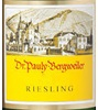 Dr. Pauly-Bergweiler Riesling 2009