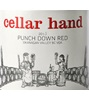 Cellar Hand Punch Down Red 2013