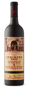 Beringer Brothers Bourbon Barrel Red Blend 2016