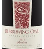 Burrowing Owl Estate Winery Merlot 2011
