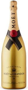 Moet & Chandon Imperial Brut Golden Sleeved Champagne