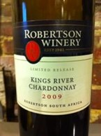 Robertson Winery Kings River Chardonnay 2009