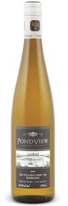 Pondview Estate Winery Riesling 2010