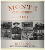 Monte Creek Ranch Winery Riesling 2017