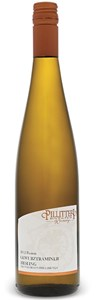 Pillitteri Estates Winery Gewurztraminer Riesling 2009