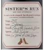 Sister's Run Calvary Hill Shiraz 2018