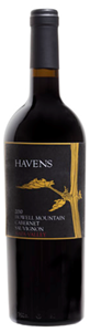 Havens Stonehedge Winery Cabernet Sauvignon 2010