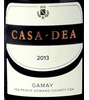 Casa-Dea Estates Winery Gamay 2014