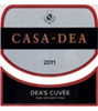 Casa-Dea Estates Winery Cuvee Sparkling 2015
