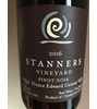 Stanners Vineyard Four Mile Creek Pinot Noir 2016