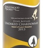 Sprucewood Shores Estate Winery Unoaked Chardonnay 2013