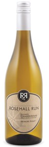 Rosehall Run Hungry Point Unoaked Chardonnay 2014