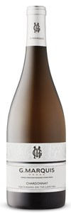 G. Marquis Vineyards The Silver Line Chardonnay 2013