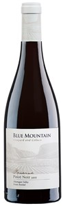 Blue Mountain Vineyard and Cellars Pinot Noir 2015