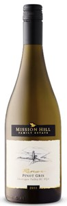 Mission Hill Reserve Pinot Gris 2018
