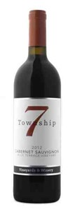 Township 7 Vineyards & Winery Cabernet Sauvignon 2017