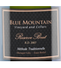 Blue Mountain Reserve Brut R.D. 2011