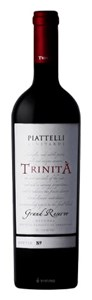 Piattelli Vineyards Grand Reserve Trinita 2015