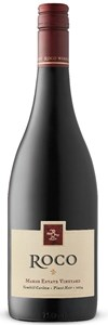 Roco Marsh Estate Pinot Noir 2014