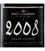 Moet & Chandon Grand Vintage Brut  Champagne 2008