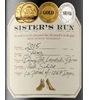 Sister's Run Calvary Hill Shiraz 2015