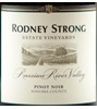 Rodney Strong Wine Estates Russian River Valley Estate Pinot Noir 2009