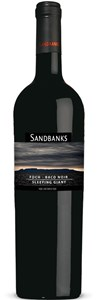 Sandbanks Estate Winery Sleeping Giant 2017