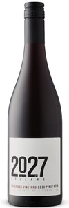 2027 Cellars Edgerock Vineyard Pinot Noir 2017