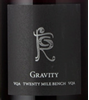 Flat Rock Cellars Gravity Pinot Noir 2014