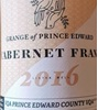 Grange of Prince Edward Estate Winery Estate  Cabernet Franc 2016