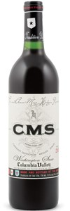 Hedges Family Estate Cms Cabernet Sauvignon Merlot 2008