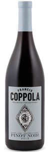 Francis Ford Coppola Diamond Collection Silver Label Pinot Noir 2010
